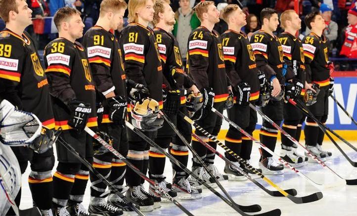 Сборная Германии по хоккею с Шайбой