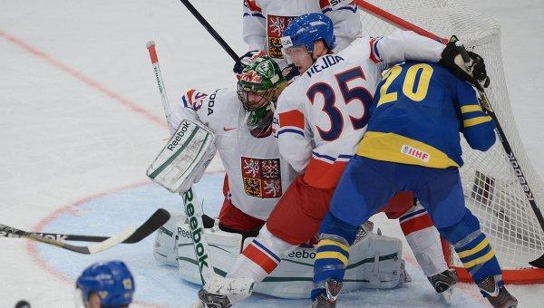 shl хоккей швеция