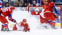 Россия - Дания прогноз хоккей ЧМ 2016