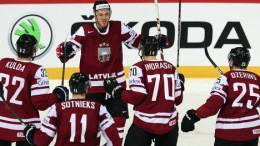 Дания - Латвия прогноз ЧМ-2016 по хоккею,