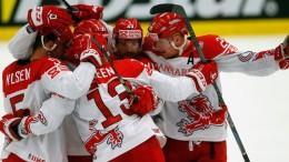 Дания - Чехия прогноз ЧМ-2016 по хоккею