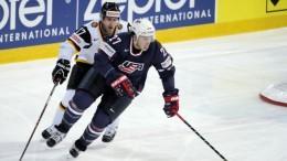 Германия - США - прогноз ЧМ-2016 по хоккею