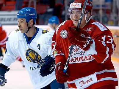 Дания - Казахстан прогноз ЧМ-2016 по хоккею