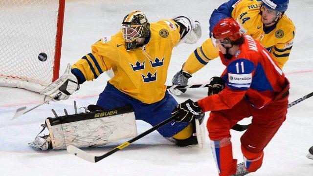 Россия - Швеция прогноз чм-2016 по хоккею