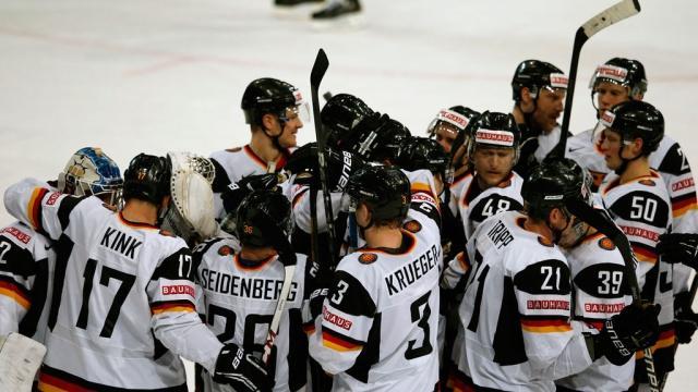 Германия - Венгрия хоккей прогноз Чм-2016
