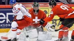 Чехия - Швйцария прогноз ЧМ по хоккею 2016