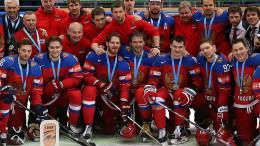 2016 IIHF World Championship, Bronze Medal Game: Russia 7 - 2 USA