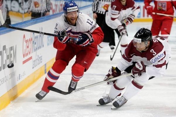 Латвия - Чехия